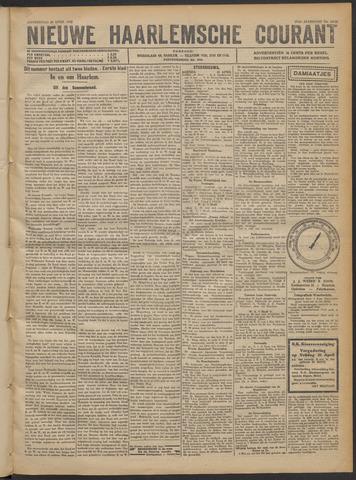 Nieuwe Haarlemsche Courant 1922-04-20