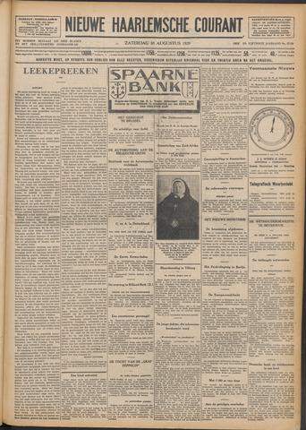 Nieuwe Haarlemsche Courant 1929-08-10