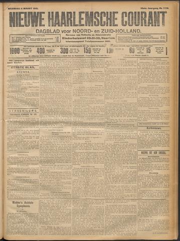 Nieuwe Haarlemsche Courant 1912-03-11