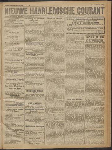 Nieuwe Haarlemsche Courant 1919-01-30