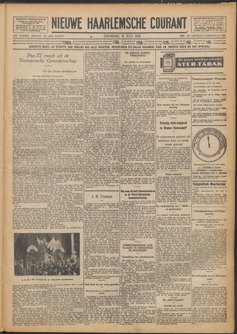 Nieuwe Haarlemsche Courant 1929-07-30
