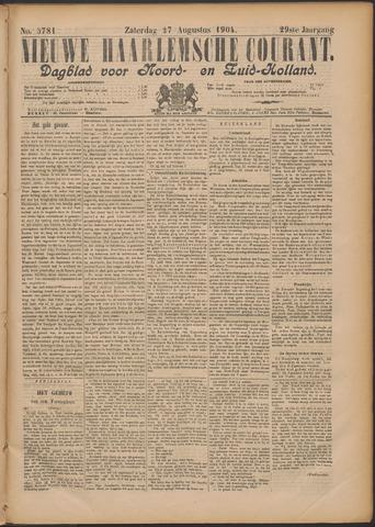 Nieuwe Haarlemsche Courant 1904-08-27