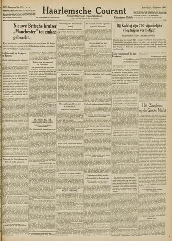 Haarlemsche Courant 1942-08-15