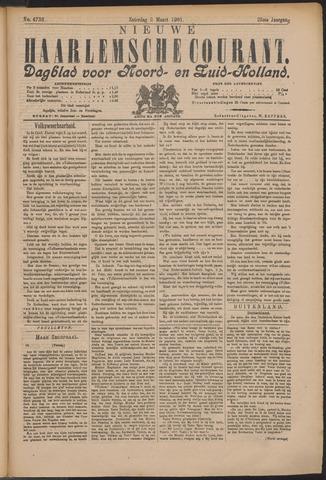 Nieuwe Haarlemsche Courant 1901-03-09