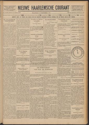Nieuwe Haarlemsche Courant 1931-12-28