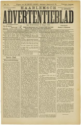 Haarlemsch Advertentieblad 1898-03-23