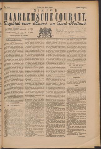Nieuwe Haarlemsche Courant 1898-03-18