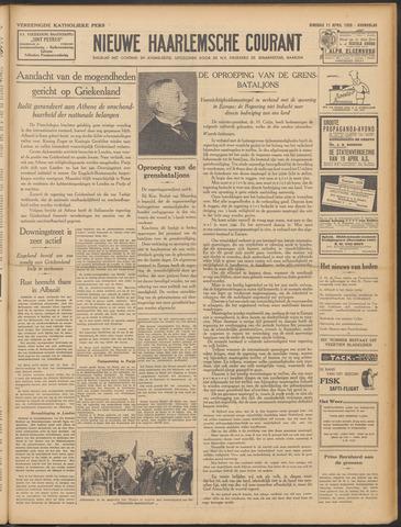 Nieuwe Haarlemsche Courant 1939-04-11