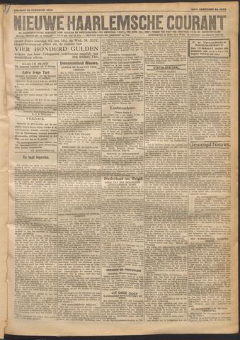 Nieuwe Haarlemsche Courant 1920-02-20