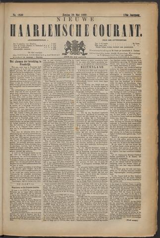Nieuwe Haarlemsche Courant 1892-05-29
