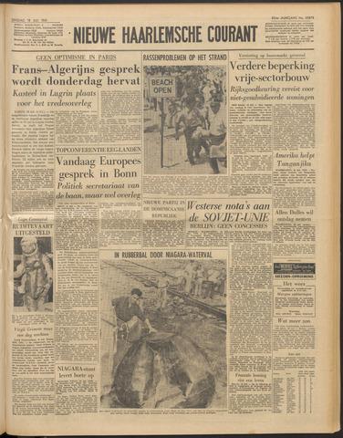 Nieuwe Haarlemsche Courant 1961-07-18