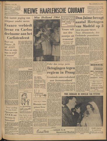 Nieuwe Haarlemsche Courant 1964-05-04