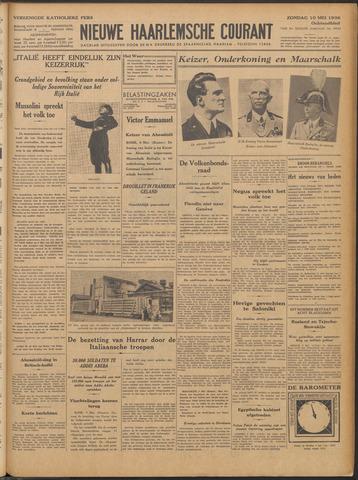 Nieuwe Haarlemsche Courant 1936-05-10