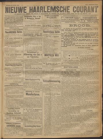 Nieuwe Haarlemsche Courant 1918-04-26