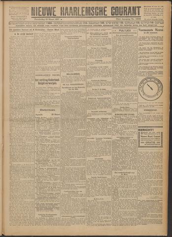 Nieuwe Haarlemsche Courant 1927-03-24