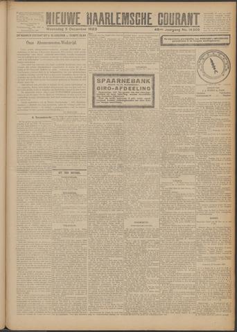 Nieuwe Haarlemsche Courant 1923-12-05