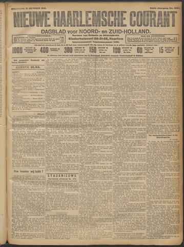Nieuwe Haarlemsche Courant 1913-10-15
