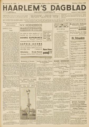 Haarlem's Dagblad 1935-03-09
