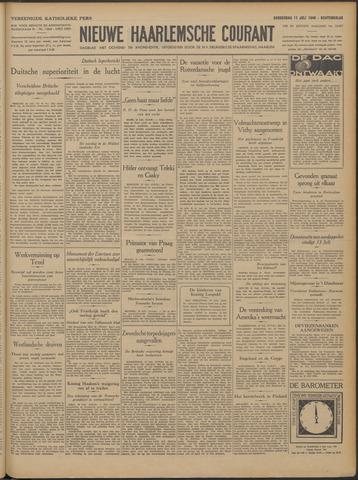 Nieuwe Haarlemsche Courant 1940-07-11