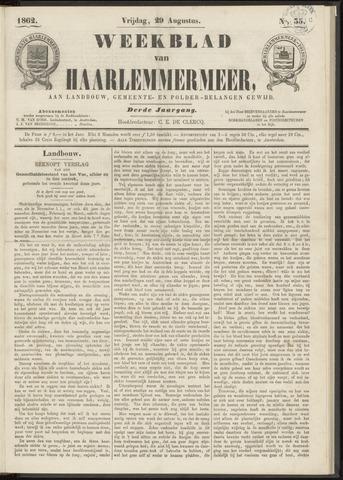 Weekblad van Haarlemmermeer 1862-08-29