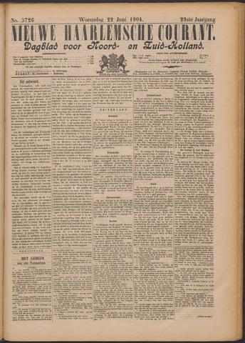 Nieuwe Haarlemsche Courant 1904-06-22