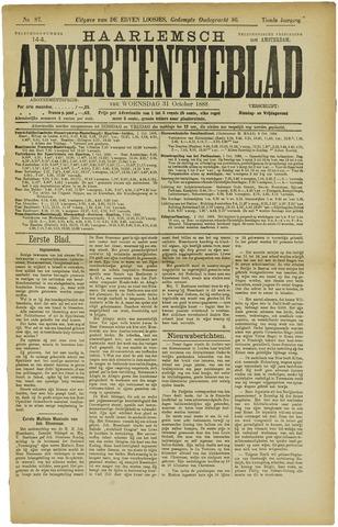 Haarlemsch Advertentieblad 1888-10-31
