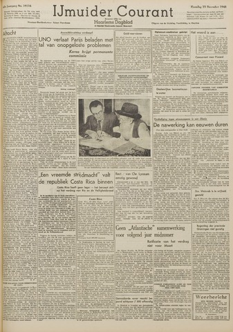 IJmuider Courant 1948-12-13