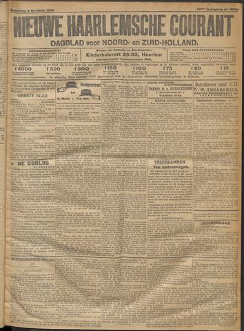 Nieuwe Haarlemsche Courant 1915-10-02