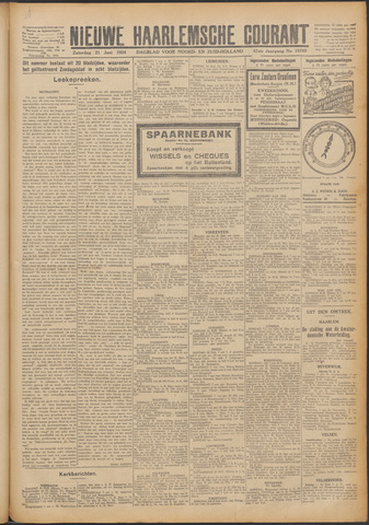 Nieuwe Haarlemsche Courant 1924-06-21