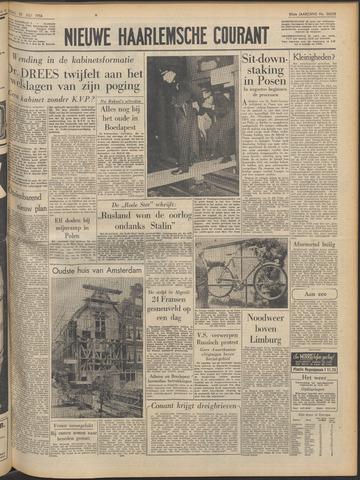 Nieuwe Haarlemsche Courant 1956-07-20