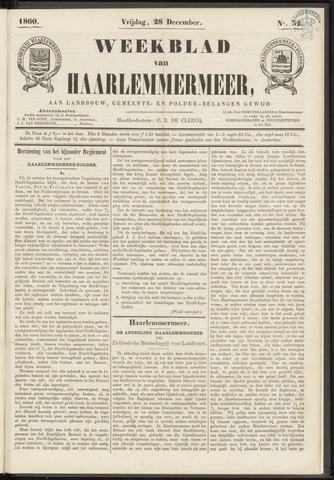Weekblad van Haarlemmermeer 1860-12-28