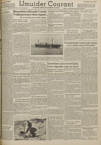 IJmuider Courant 1948-06-09