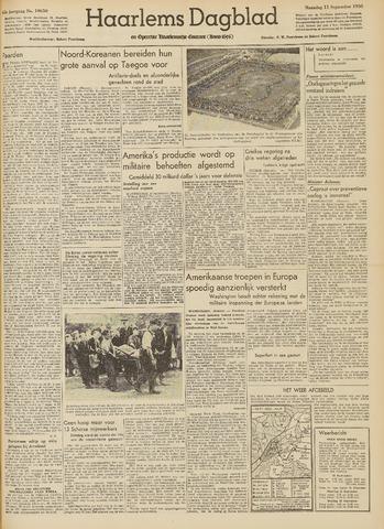 Haarlem's Dagblad 1950-09-11