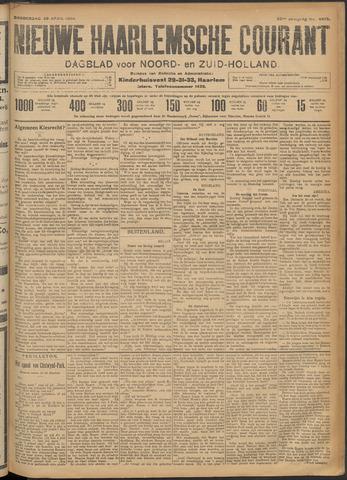 Nieuwe Haarlemsche Courant 1908-04-30