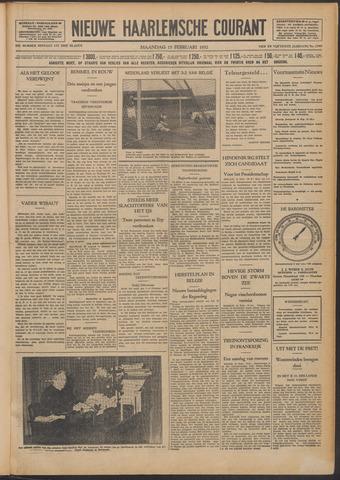 Nieuwe Haarlemsche Courant 1932-02-15
