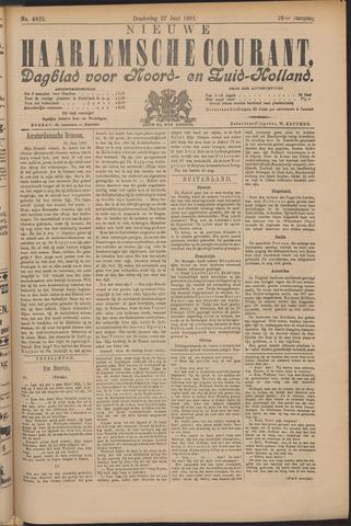 Nieuwe Haarlemsche Courant 1901-06-27