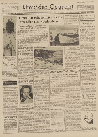 IJmuider Courant 1959-12-08