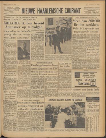 Nieuwe Haarlemsche Courant 1963-02-05
