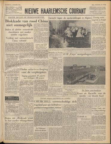 Nieuwe Haarlemsche Courant 1954-12-02