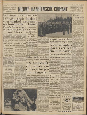 Nieuwe Haarlemsche Courant 1956-11-10