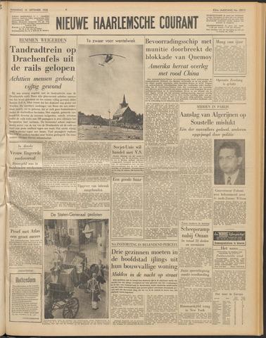 Nieuwe Haarlemsche Courant 1958-09-15