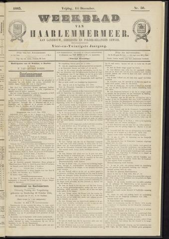 Weekblad van Haarlemmermeer 1883-12-14