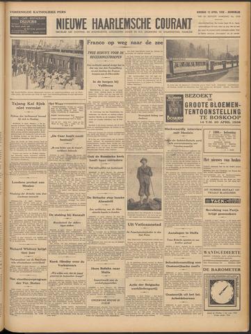 Nieuwe Haarlemsche Courant 1938-04-12