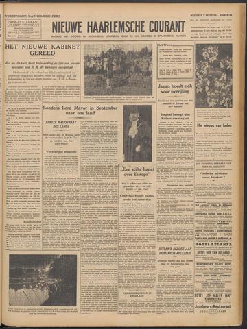 Nieuwe Haarlemsche Courant 1939-08-09
