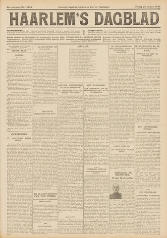 Haarlem's Dagblad 1926-10-22