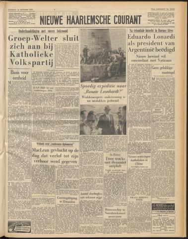 Nieuwe Haarlemsche Courant 1955-09-24