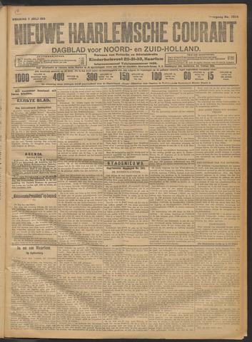 Nieuwe Haarlemsche Courant 1911-07-07