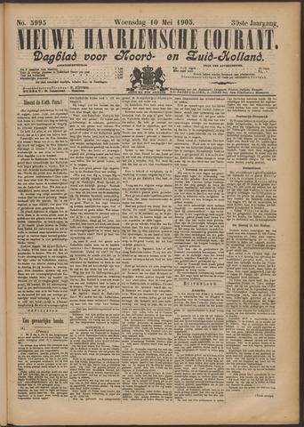 Nieuwe Haarlemsche Courant 1905-05-10