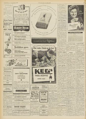 Haarlem's Dagblad | 13 augustus 1947 | pagina 4