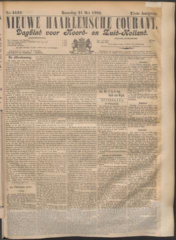 Nieuwe Haarlemsche Courant 1900-05-21
